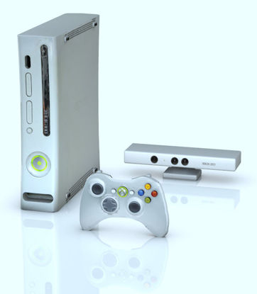 Picture of X360 Video Console Model Set