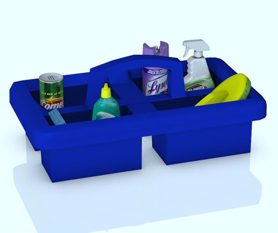 Picture of Cleaning Product Models