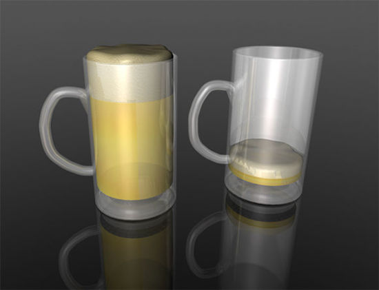 Picture of Morphing Beer Mug Prop