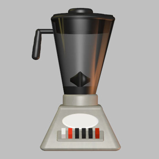 Picture of Kitchen Blender Prop
