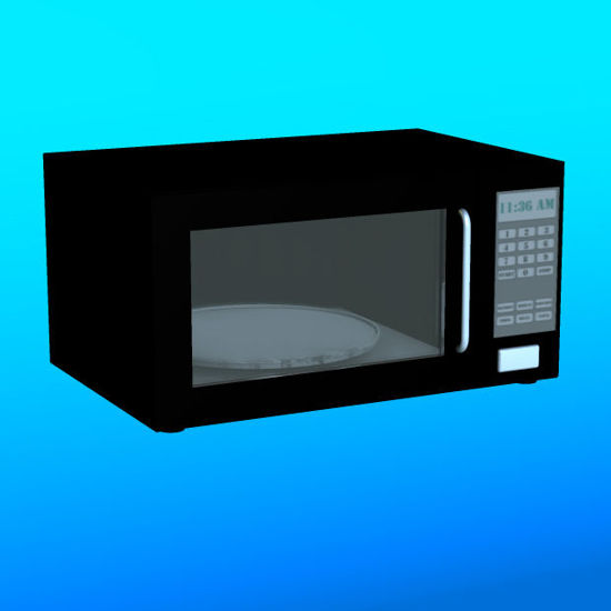 Picture of Microwave Oven Prop