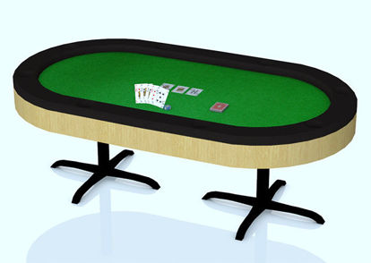 Picture of Texas Holdem Poker Model Set