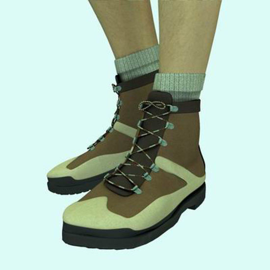 Picture of Hiking boots