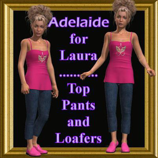 Picture of Adelaide for Laura