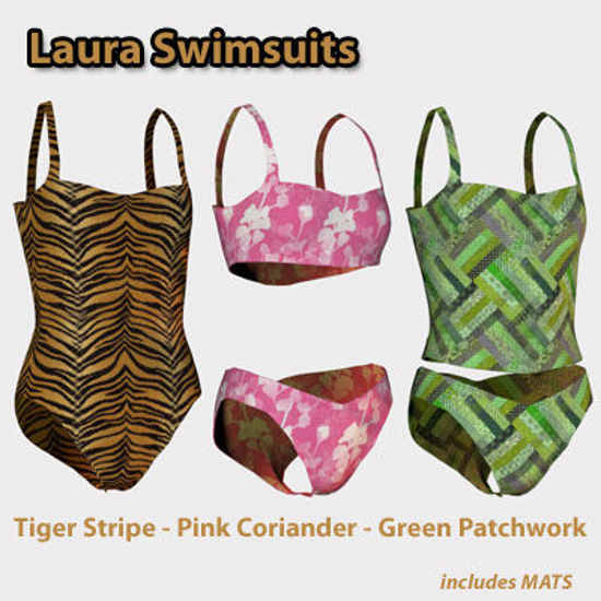 Picture of Swimsuits for Laura