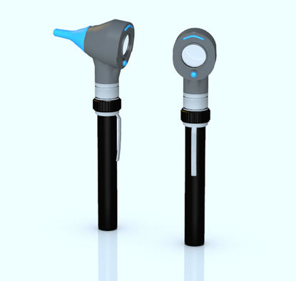 Picture of Otoscope Medical Prop