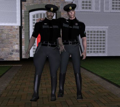 Picture of Cops, second version