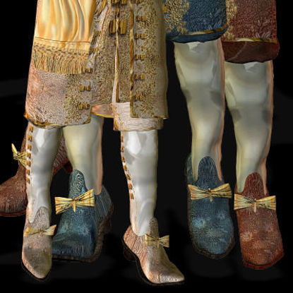 Picture of LOUIS XIV shoes