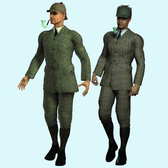 Picture of Victorian Country Gent - VCGent-M3