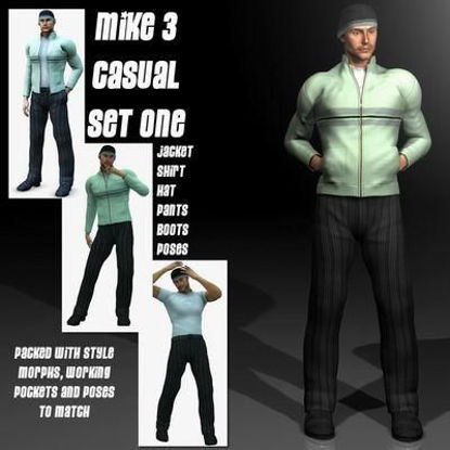 Picture of Casual set 1 for Michael 3