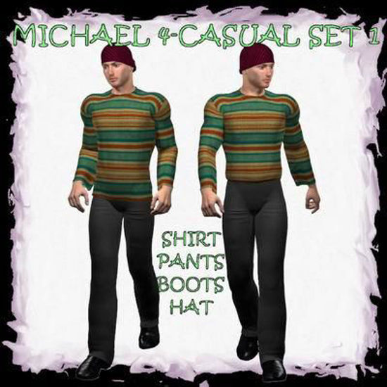 Picture of Casual set 1 for Michael 4