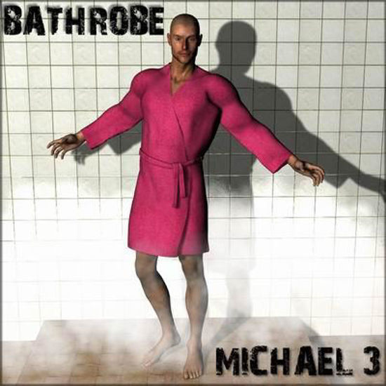 Picture of Bathrobe for Michael 3