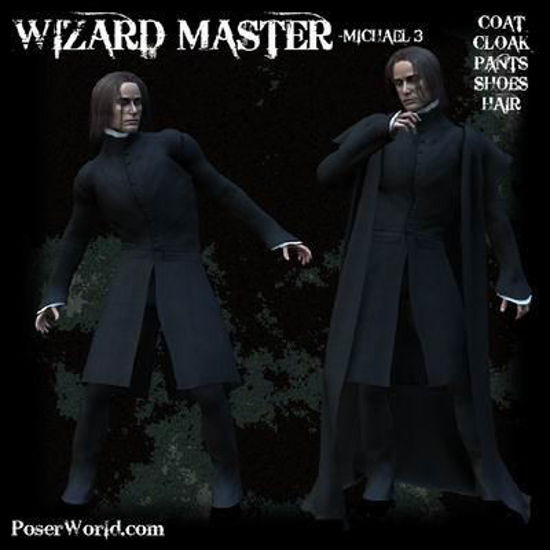Picture of Wizard Master for Michael 3