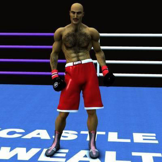 Picture of Boxing for Michael 3
