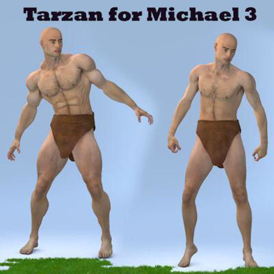 Picture of Tarzan for Michael 3