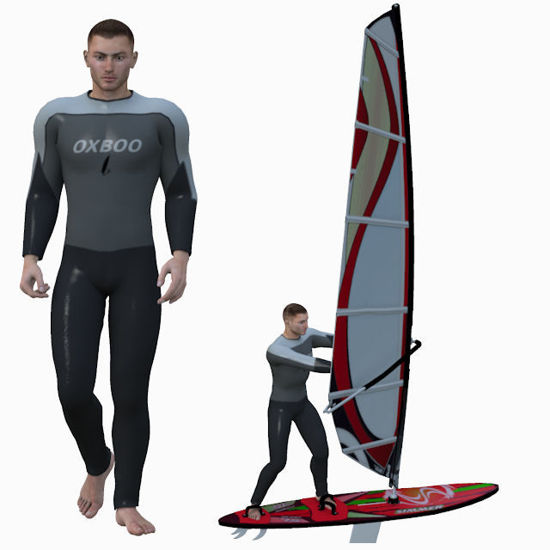 Picture of Wetsuit for Michael 4