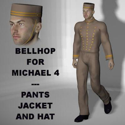 Picture of Bellhop for Michael 4