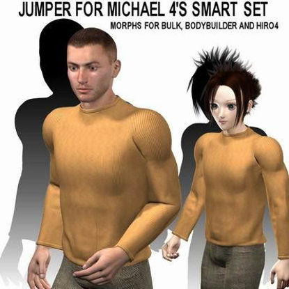 Picture of Smart set jumper for Michael 4