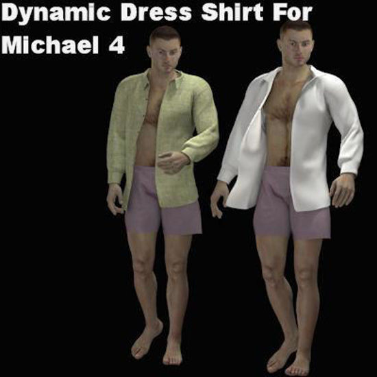 Picture of Dynamic Dress shirt for Michael 4