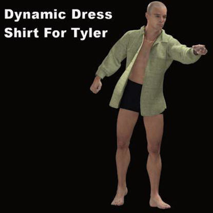 Picture of Dynamic Dress shirt for Tyler