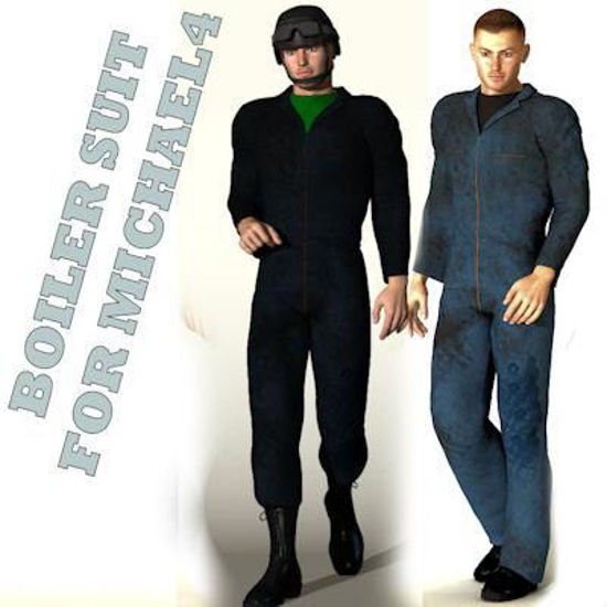 Picture of Boiler Suit for Michael 4