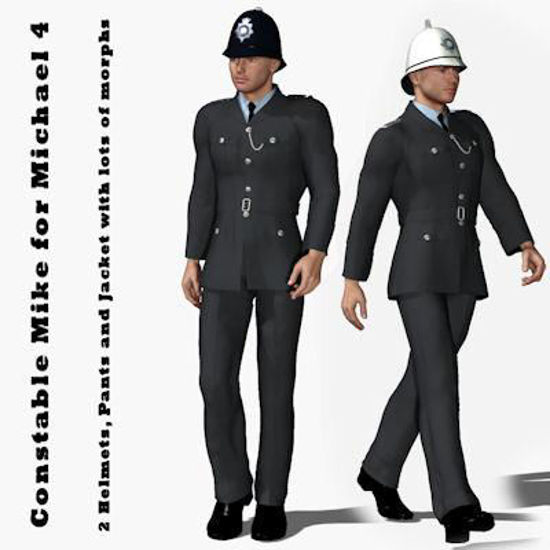 Picture of Police Constable for Michael 4