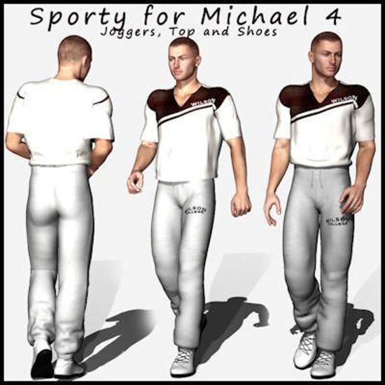 Picture of Sporty for Michael 4