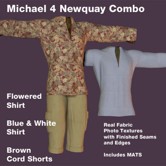 Picture of Newquay Combo for Michael 4