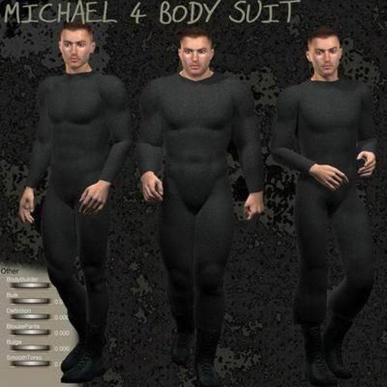 Picture of Body Suit for Michael 4