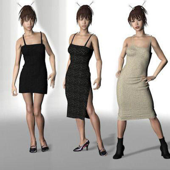 Picture of Dynamic Dress Pack for Miki 4