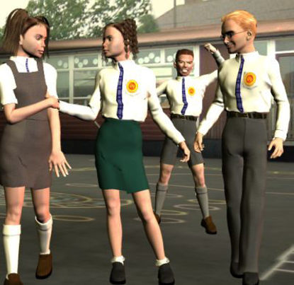 Picture of School uniform pack
