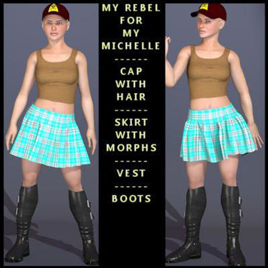 Picture of My Rebel for My Michelle WM