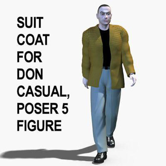 Picture of Suit Coat for Don Casual