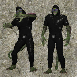Creech Combat Suit