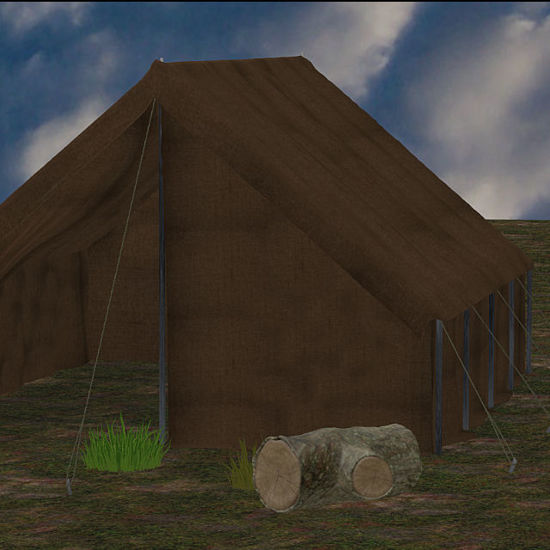 Picture of WW2 Tent