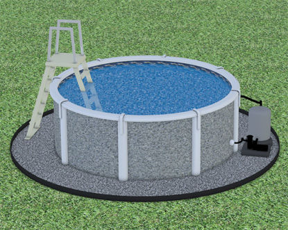 Picture of Above Ground Pool Model