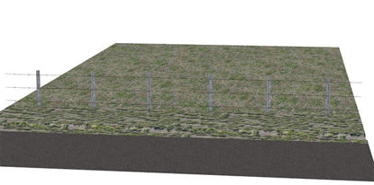 Picture of Modular Rural Road Section Model