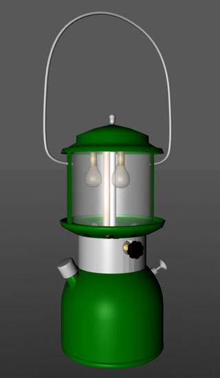 Picture of Camping Lantern Prop