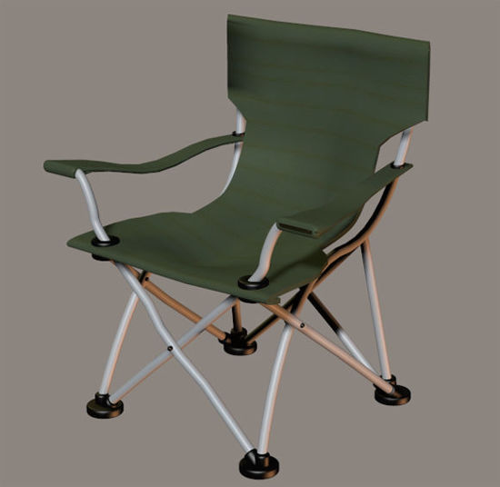 Picture of Camping Chair Prop