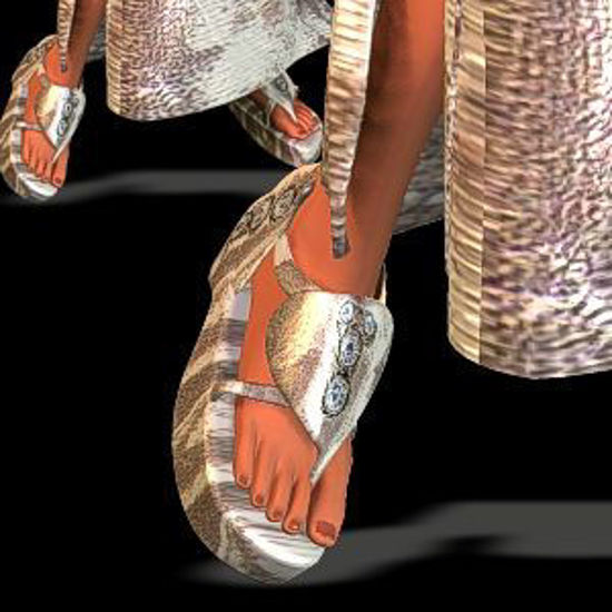 Picture of Nefertiti sandals