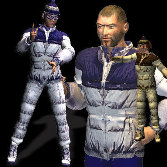 Picture of Ski suit for the P4 guy