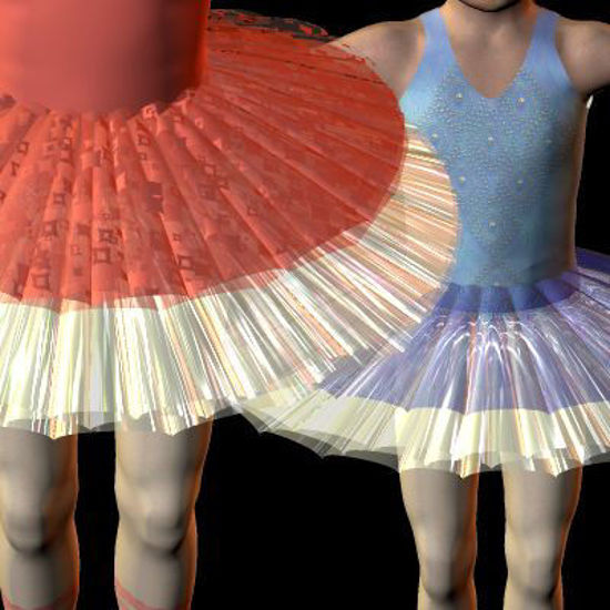 Picture of Millenium kids extra tutu