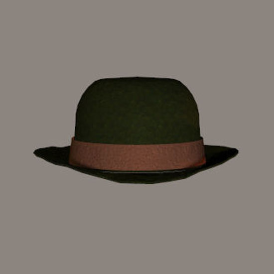 Picture of Bowler Hat Prop
