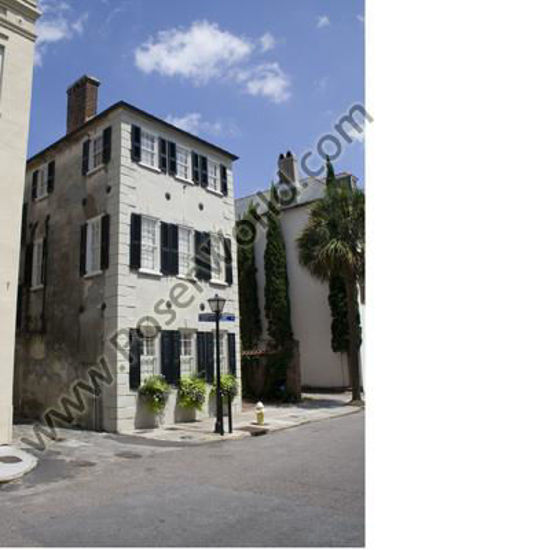 Picture of Charleston South Carolina Historical Period Home 1