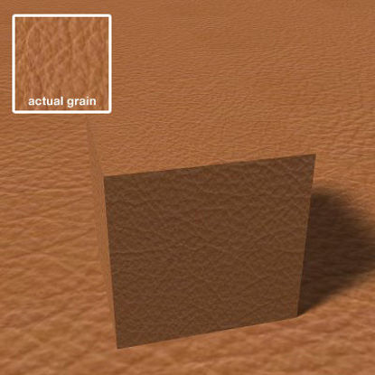 Picture of Seamless Tan Leather