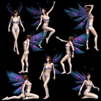 Picture of Fae Poses