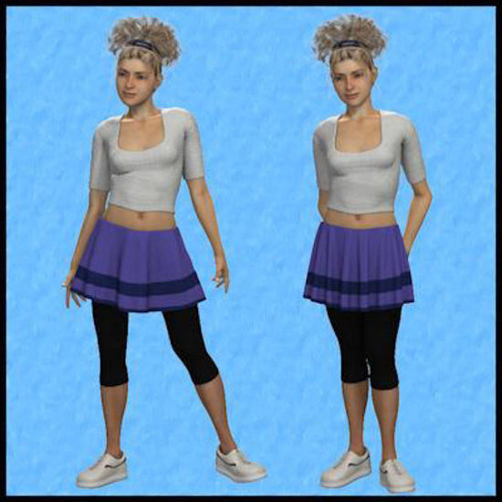 Picture of Lisa clothing set for Roxie