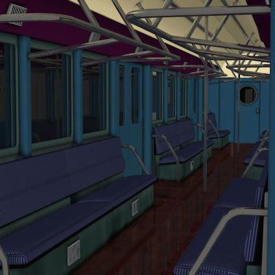 Picture of Subway car