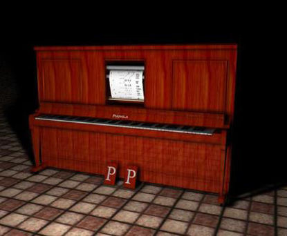 Picture of Bellas Saloon Pianola