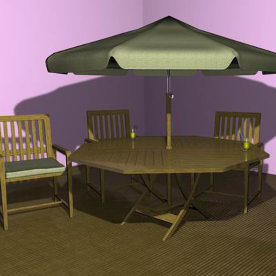 Picture of Patio set